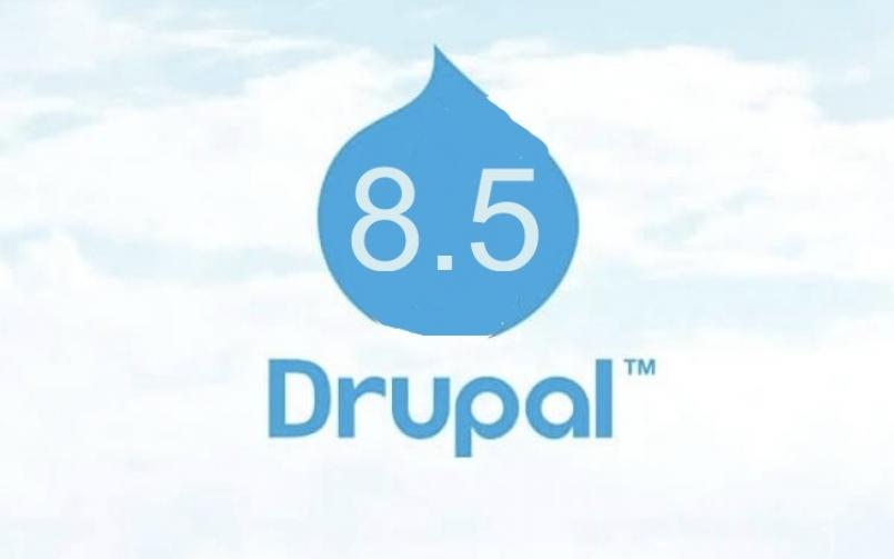 What's new in Drupal 8.5, new features in Drupal 8.5