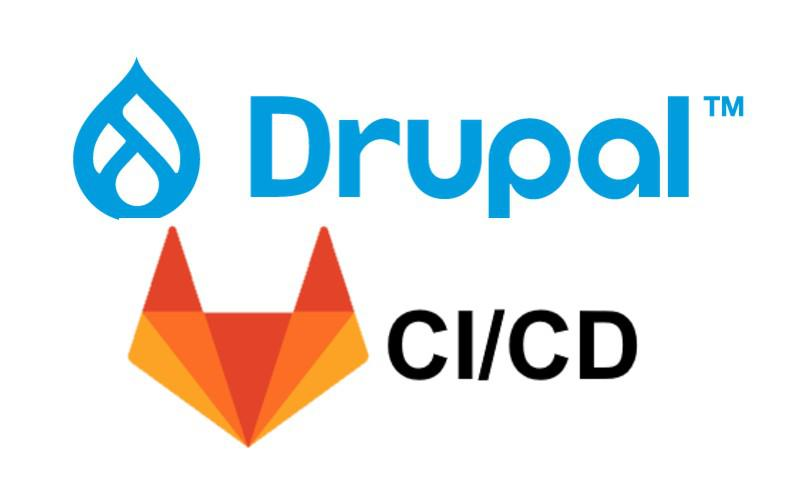 Drupal CI/CD with Gitlab